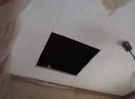 天井点検口の作成中